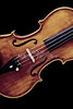 Violin Viola Photograph Strings Bridge in Color 3264.02
