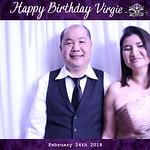 Virgie's 70th