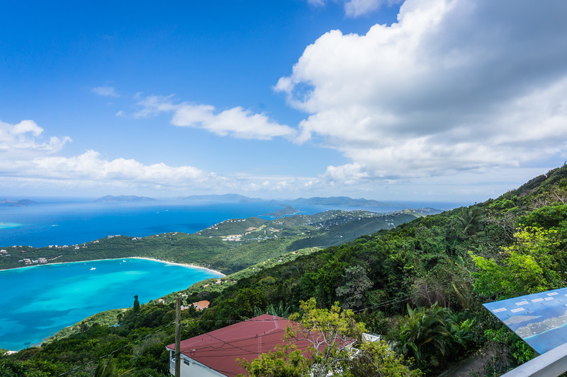 Virgin Islands Road Trip