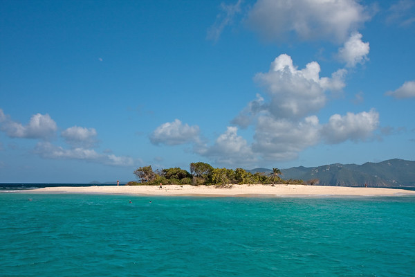 Sandy Spit, BVI....the location for many Corona commercials I believe...we only spent a few minutes on this little plot of sand, but will be sure to spend a day here on our next visit.