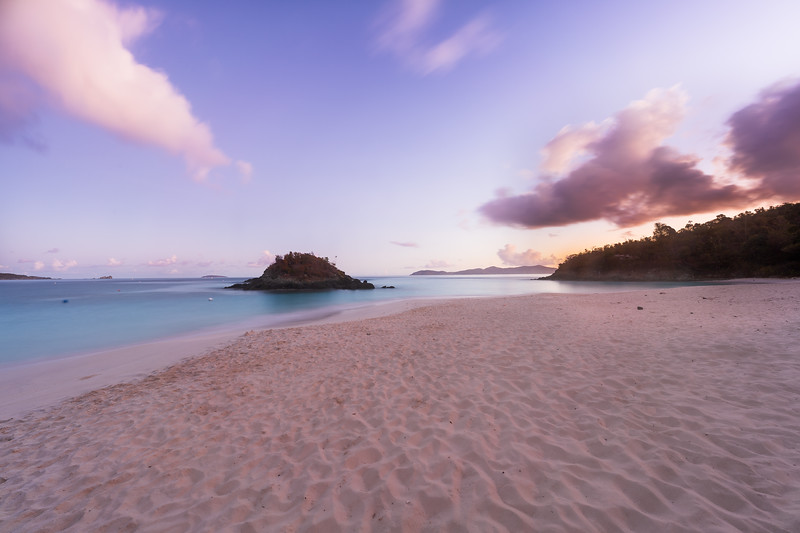 Trunk Beach Sunrise