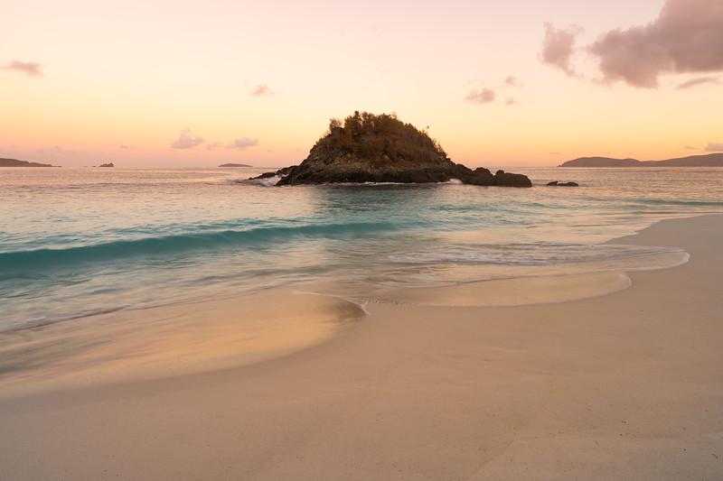 Trunk Beach Morning