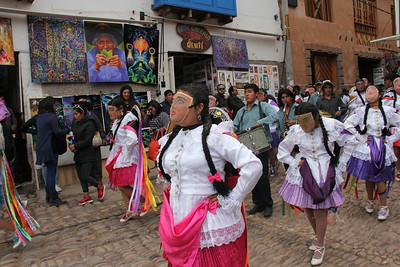 Virgin Of Carmen Festival, Peru