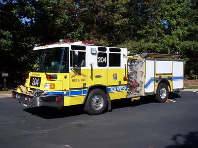 ex Engine 204