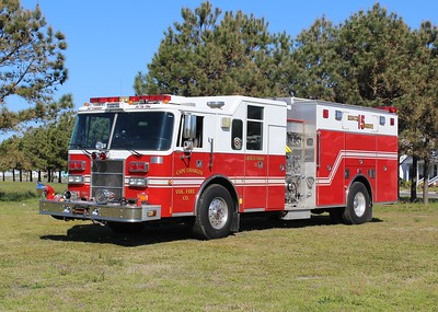 Rescue Engine 15