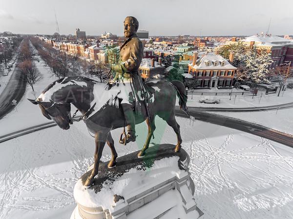 General Robert E. Lee & Traveller - Richmond, VA