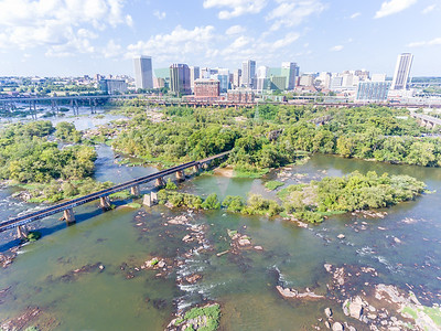 RVA Skyline - Richmond, VA