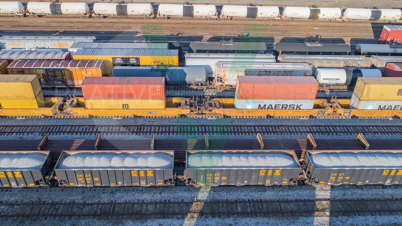 Train Yard — Richmond, VA