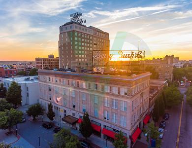 Berry Burke & John Marshall Hotel - Richmond, VA