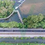 CSX Coal Train & Belle Isle Dam