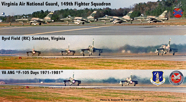 Virginia Air National Guard F-!05 #2