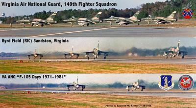 Virginia Air National Guard F-!05 #2