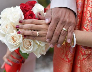 Dr. Sohini Majumdar & Jose Ortiz married February 17th, 2018