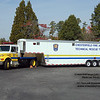 Chesterfield Fire & EMS<br /> Rescue Trailer 14<br /> Support vehicle for the Technical Rescue Team<br /> Cab & chassis is former Ambulance 731