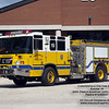 Chesterfield (VA) Fire & EMS<br /> Engine 19<br /> 2001 Pierce Quantum 1250/750/40F<br /> Pierce #12425-01<br /> Assigned to E-15 upon delivery until Station 19 opened in 2002, then assigned to E-19