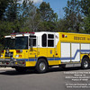 Chesterfield (VA) Fire & EMS<br /> Rescue 14<br /> 2003 Pierce Quantum heavy duty rescue<br /> Pierce #14066