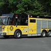 Holly Grove Volunteer Fire Department<br /> Louisa County, VA<br /> Heavy Rescue 4<br /> 1995 Spartan/4-Guys<br /> Ex-Manchester, NH HazMat Unit