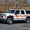 Fine Creek VFD<br /> Powhatan County, VA<br /> EMS 4<br /> 1999 GMC Suburban 2500