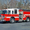 Fine Creek VFD<br /> Powhatan County, VA<br /> Engine 4<br /> 2002 Pierce Enforcer 1500/750<br /> (1st TAK-4 IFS in Virginia, 2nd Enforcer delivered in Virginia)