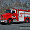 Fine Creek VFD<br /> Powhatan County, VA<br /> Squad 4<br /> 2000 Kenworth T300/Pierce Encore<br /> Hazmat, Salvage & Utility