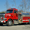 Powhatan VFD Company 1<br /> Powhatan County, VA<br /> ex-Tanker 1 (retired April 2008 and sold to Proctor, VT)<br /> 1991 Peterbilt/S&S 500/1800 (purchased as a demo)