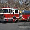 Fine Creek VFD<br /> Powhatan County, VA<br /> Tanker 4<br /> 1995 Spartan Gladiator/S&S 500/1800
