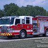 "Engine 10 was purchased by the volunteers at Chancellor.  It was built the exact same specification as Engine 5 and Wagon 6 (both purchased by the county), with the exception of the ""Engine"" lettering in the grill."