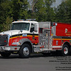 Albemarle County, VA Fire-Rescue (Hollymead Career Station)<br /> Tanker 121<br /> 2008 Mack Granite/Pierce 1000/2500<br /> Pierce #20339