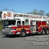 City of Lynchburg, VA<br /> Truck 2<br /> 2008 Pierce Velocity 2000/300/30F/100' RM TL<br /> Pierce #20529