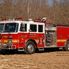 Little Fork VFD<br /> Culpeper County, VA<br /> Rescue-Engine 9<br /> 1987 Pierce Arrow 1250/1000<br /> Pierce #E-3501<br /> Ex Buckhall VFD (Prince William County, VA) E-16