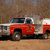 Little Fork VFD<br /> Culpeper County, VA<br /> Attack 9<br /> 1983 GMC Sierra 3500/Grumman 250/300<br /> ex Lake Jackson VFD (Prince William County, VA)