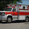 Rapidan VFD<br /> Culpeper County, VA<br /> Salvage 10<br /> 1979 GMC 6000/EVI<br /> Ex-Madison VRS, Ex-Madison VFD (Madison County, VA)