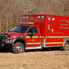Little Fork VFD<br /> Culpeper County, VA<br /> Ambulance 9-1<br /> 2009 Ford F450/Life Line