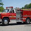 Rapidan VFD<br /> Culpeper County, VA<br /> Pumper 10<br /> 1983 GMC 7000/Grumman 1000/500<br /> ex Brandy Station VFD (Culpeper County, VA)