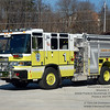 Roanoke County, VA Fire & Rescue<br /> Company 1 - North County<br /> Wagon 1<br /> 2009 Pierce Quantum 1500/750/30F<br /> Pierce #21767