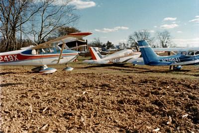Cessna 172C N8249X _Melville 11-13-77_0002A