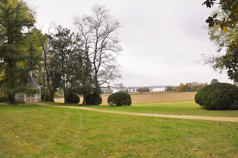 There is also a small family cemetery on the property. Among those buried here are Benjamin Harrison, Grace Jamieson, and Malcolm Jamieson.