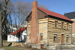 The Crowder House, 1769, Fincastle, Va.