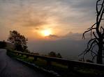 Sunrise on the Blue Ridge Parkway, Botetourt County