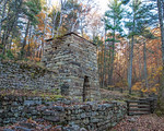Iron Ore Furnace on Roaring Run Creek