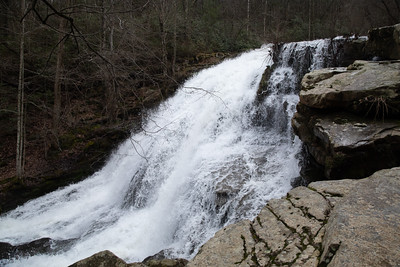 Roaring Run National Recreational Area:  Botetourt Co.