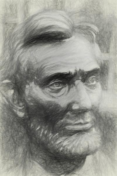 Abraham Lincoln - Gettysburg National Historic Battlefield, Gettysburg, PA.