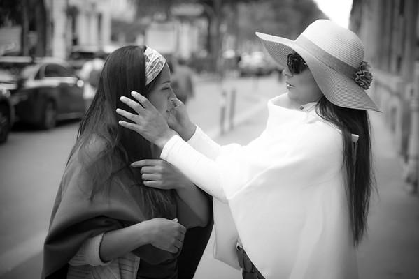 Virginia and Michelle Photoshoot 2015 Italy/Paris
