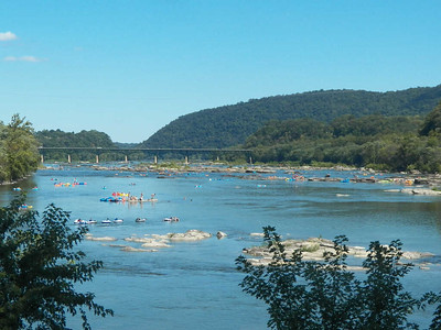 Potomac River, August 2015