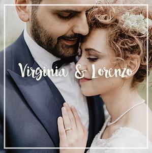 Virginia e Lorenzo