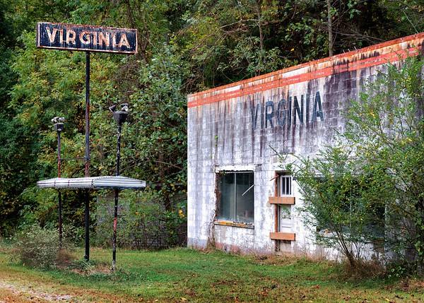 Roadside Americana - Virginia