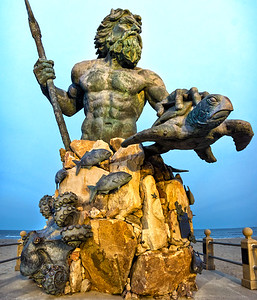 Neptune - Ruler of the oceanfront