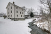 Snow covers the ground around Whites Mill in Abingdon, VA on Wednesday, February 12, 2014. Copyright 2014 Jason Barnette