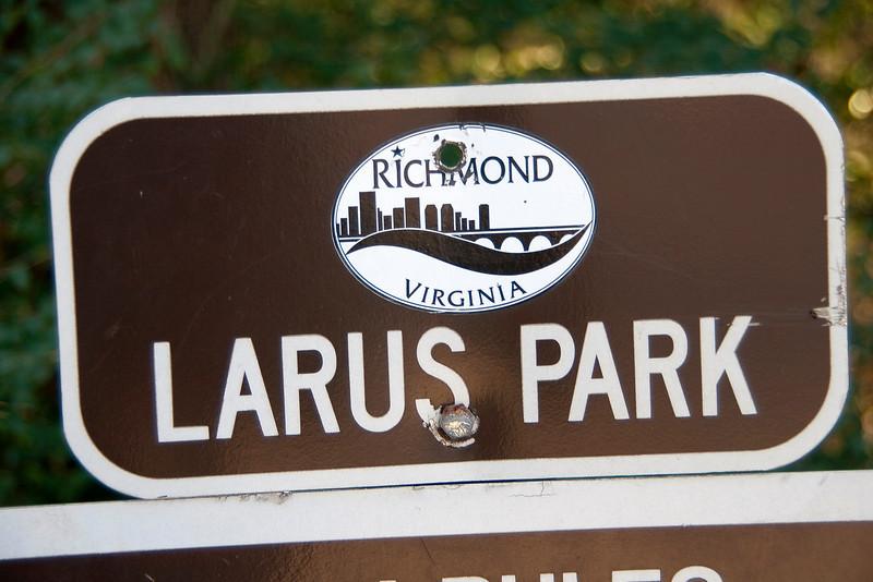 Lewis  G. Larus Park 2-19-11