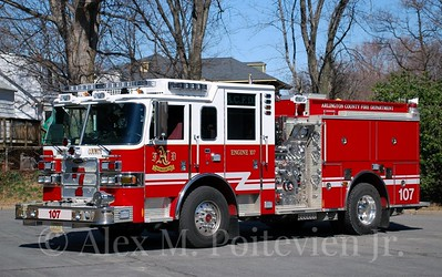 Arlington County Fire Department